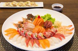 new concept 6ca1c 0126b Fish Kome - Sushi, Giapponese ristorante a domicilio a ...